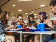 Les Français vont plus souvent au restaurant et en rapide