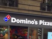 Mondial de Foot, Domino's Pizza a servi plus de 2,3 millions de pizzas