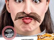 Bagelstein lance le bagel Movemstein en soutien à la fondation Movember