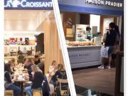 La Croissanterie, Maison Pradier et Roberta, sous une même bannière