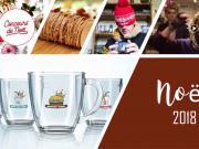 Digital marketing : 10 campagnes très successfood pour Noël 2018 en restauration !