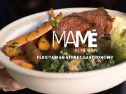 Le flexitarian street gastronomy selon Mamé Kitchen