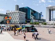 Les food trucks de retour à La Défense
