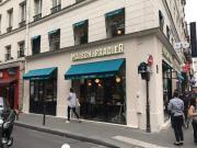 Maison Pradier David Lascar Marie-Pierre Soury La Croissanterie nouveau concept de restauration Paris