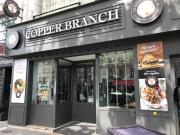 Copper Branch Boulogne Billancourt ouverture veggie concept food
