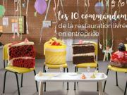 Les 10 commandements de la restauration livrée en entreprise marketing - Photo : Deliveroo for Business