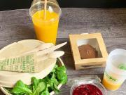 pita pit plastique tri déchets emballage #leplastiquenonmerci environnement restauration