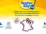 Béghin Say Pro sucre lien linkedin pour créer du lien avec les pros