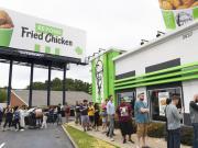 KFC lance son beyond fried Chicken aux US en test avant son déploiement avec Beyond Meat