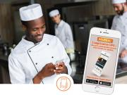 unilever food solutions application mobile foodtech