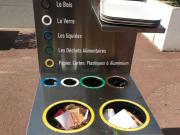 Emballage usage unique vaisselle réutilisable