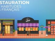 étude habitudes des francais au restaurant restauration qualimetrie vertone