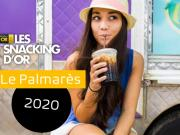 snacking d'or 2020 by france snacking palmarès