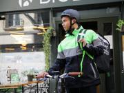 Uber Eats Carrefour