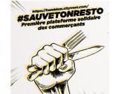 #Sauvetonresto pour disposer de cash rapidement en restauration sur snacking.fr et anticiper le déconfinement