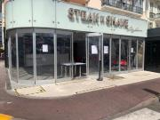 Steak'n Shake Hervé Poirier click and collect durant le covid-19 sur snacking.fr