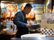 Uber eats livraison repas postmates