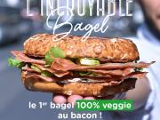 incroyable bagel corner michaël cohen bacon végétal grand gousier