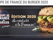 Coupe de France du Burger by Socopa 2020 - atelier des Chefs