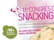 congrès du snacking salon conférence restauration france snacking