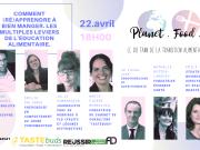 webinar planet food santé