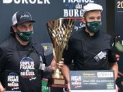 Coupe de France du Burger 2021, Joannes Richard et Stéphane Giroud, 2 champions ex aequo