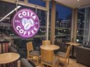 Elior ouvre son 1er coffee shop Costa et signe avec Francesca