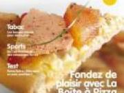 Fous de food, un bimestriel signé La Boîte à Pizza