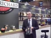 Cafés Richard, 2 fois champion du café