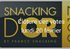 Votez pour départager les Snacking d'Or 2017 by France Snacking !