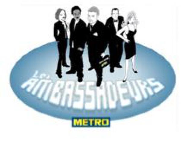 Les Ambassadeurs METRO mis à l'honneur