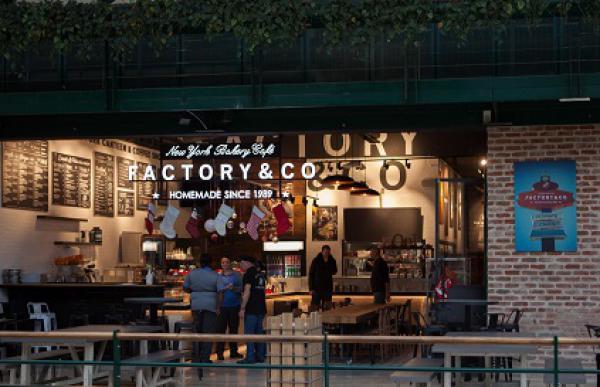 Factory & Co à Val d'Europe et bientôt en gares