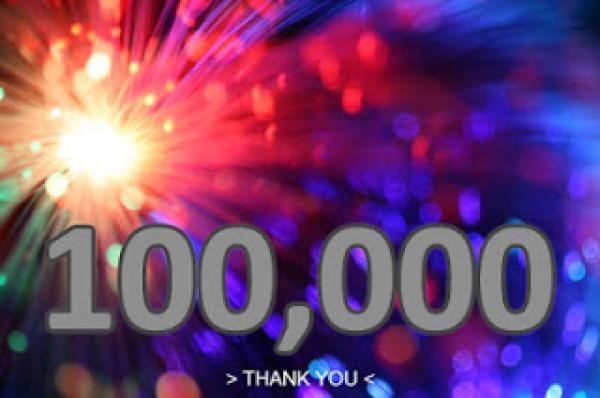 100 000 pages vues sur snacking.fr record battu et merci à tous !