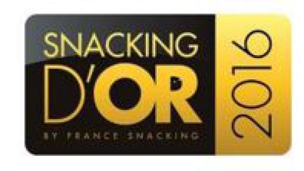 Découvrez le palmares des trophées Snacking d'Or 2016 !