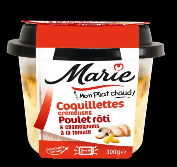 Marie avance ses pions dans le snacking LS avec Mon Plat Chaud !