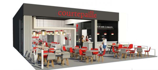 Avec L'Essentiel, Courtepaille introduit la vente à emporter