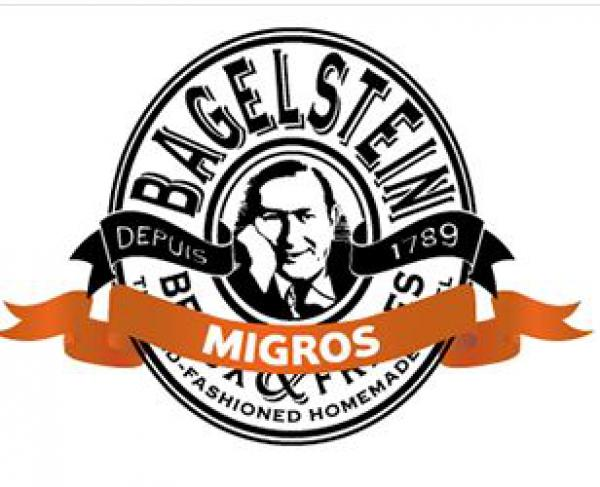 Bagelstein associé à Migros pour conquérir la Suisse