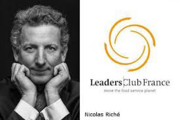 Nicolas Riché : Le Leaders Club doit être le reflet de la restauration d'aujourd'hui