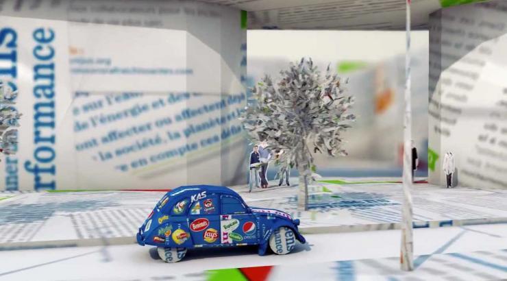 Pepsico prend de nouveaux engagements durables