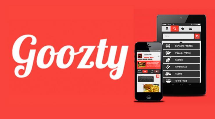 Goozty couronné Snacking d'or 2015 dans la catégorie Appli mobile