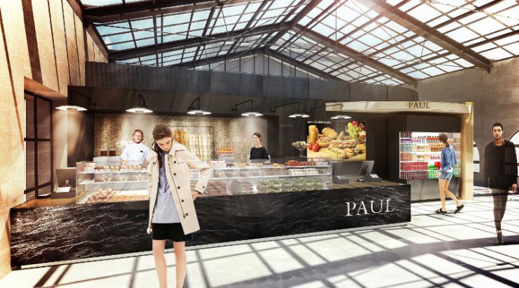 Viparis choisit Areas pour le nouveau Paris Expo Porte de Versailles