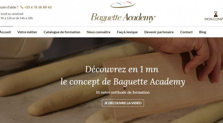 #FoodTech : Baguette Academy, gagnant du pitch Sirha Start-up battle Tiller