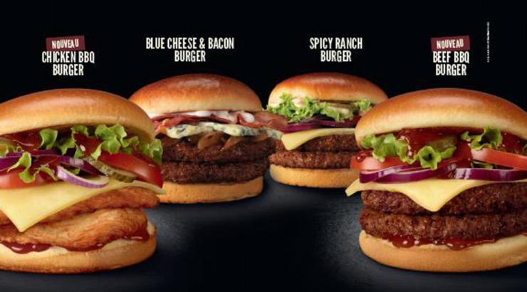 McDonald's va tripler ses approvisionnements en viande de race charolaise