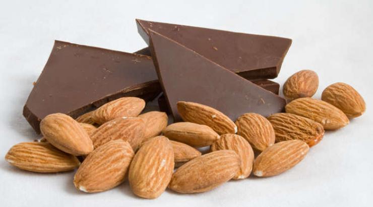 L'amande, l'alliée numéro 1 du chocolat