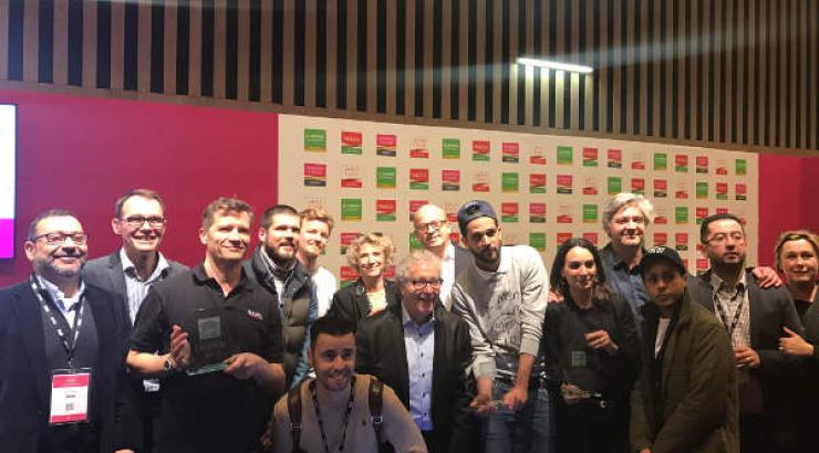 Mersea, Mardi Crêpe et La Tablée, élus meilleurs concepts 2017 à la Sandwich & Snack Show Academy