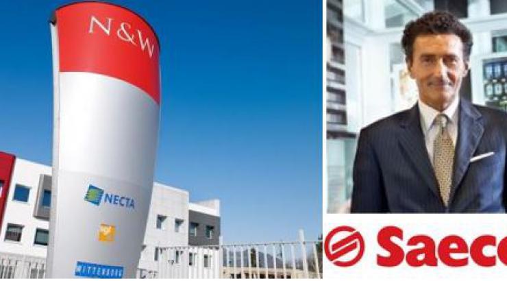 N&W Global Vending rachète Saeco Vending & Professionnal
