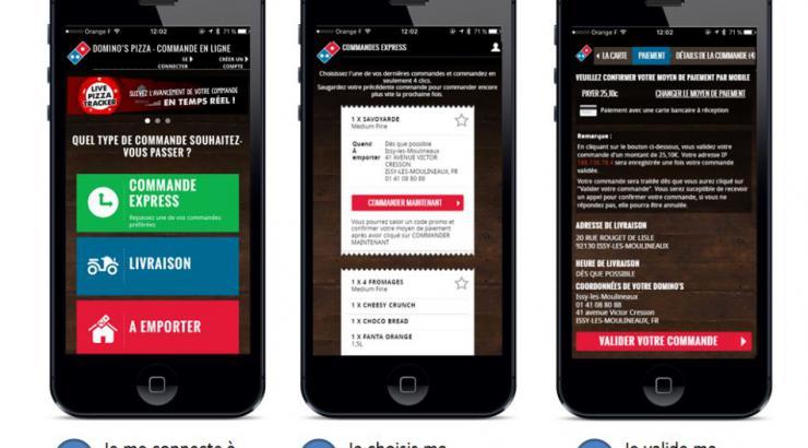 Domino's s'arme d'un CRM puissant et enclenche la digitalisation de l'expérience clients
