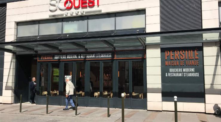Persillé ouvre son n°2 façon Steakhouse avec Unibail à SO Ouest-Levallois-Perret