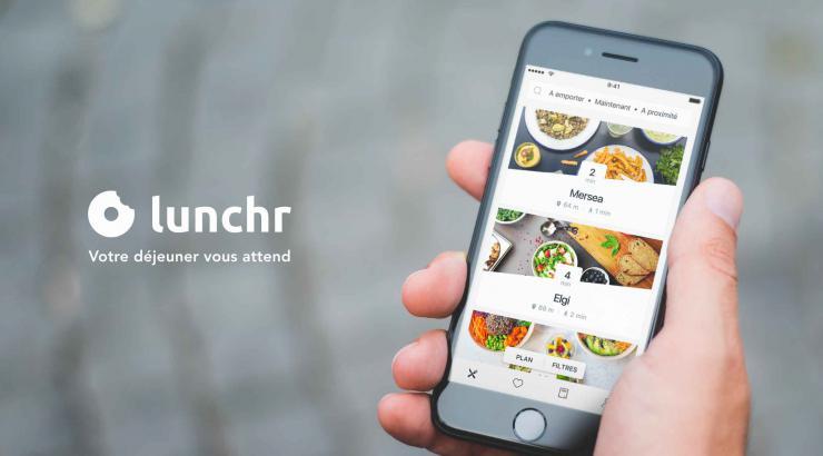 #FoodTech : Lunchr part à la conquête de la restauration rapide et du snacking