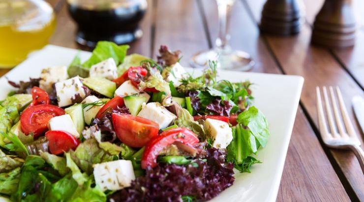 Le végétal s'enracine dans notre alimentation